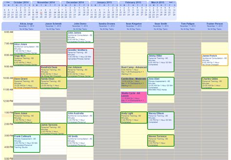 a management scheduling system for fitness professionals fitness business management software all inclusive