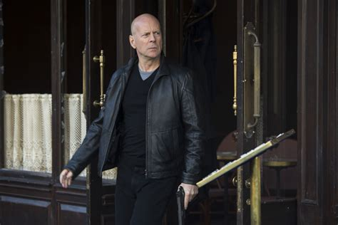 Is Bruce Willis Going Out With by 2 Pictures