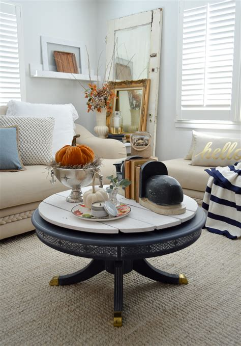 simple room decorating ideas simple diy ideas fall home tour fox hollow cottage