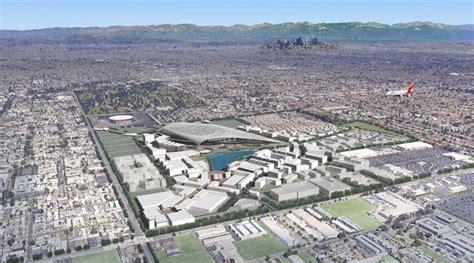 rams inglewood rams to ground on new inglewood stadium nbc