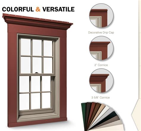 Exterior Paint Color Combinations Images Snap On Exterior Trim A Whole New Option For Andersen S