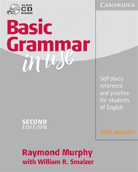 Basic Grammarthird Edition basic grammar in use third edition student s book with answers and audio cd elementary by