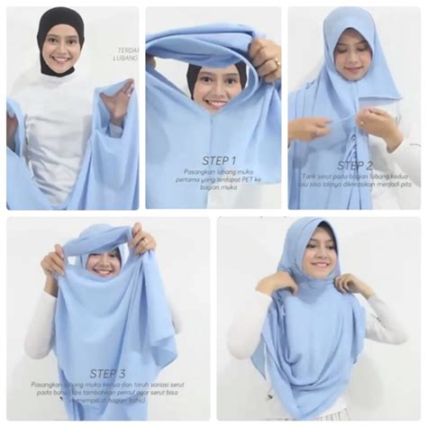 Model Jilbab Terbaru 2017 model pashmina 2017 kumpulan model dan tutorial