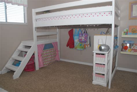 bunk bed with play area underneath bunk bed with play area underneath 7176