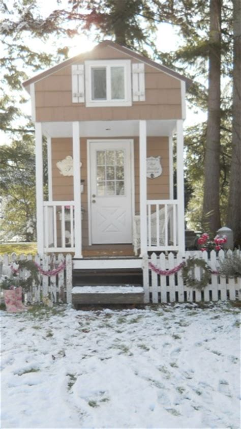 i m dreaming of a pink christmas in a tiny house