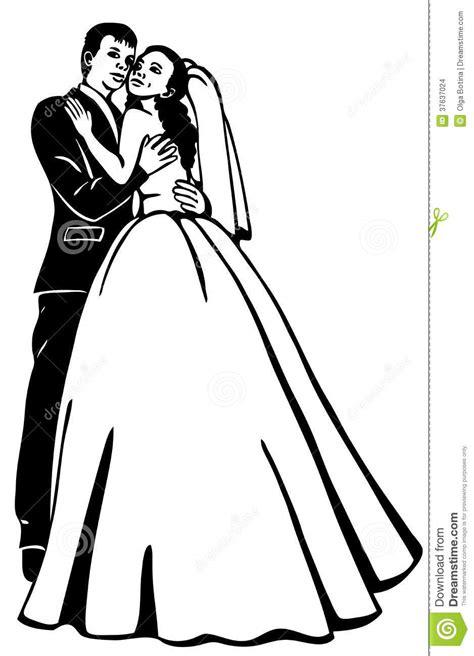 bridal couple stock images image 37637024