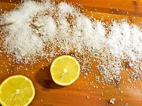 cara membuat oralit dari garam cara membuat scrub tubuh dari garam dan lemon ciricara