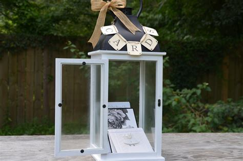 wedding card lantern lantern wedding card holder wedding lantern wedding cards