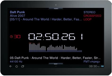 android audio player android app of the week neutron player let s talk tablets