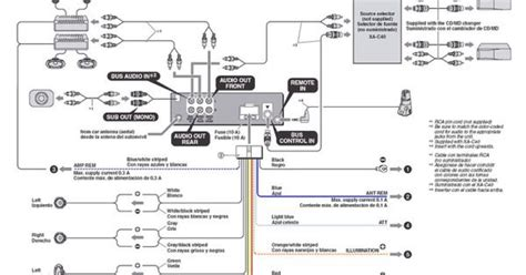 sony cdx ca650x wiring diagram wiring diagram and