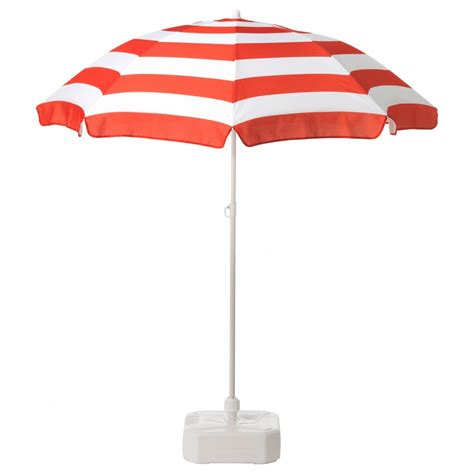 Red And White Outdoor Umbrella How Clean Outdoor How To Clean Patio Umbrella