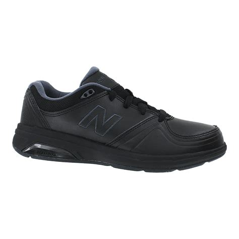 new balance ww813bk black leather s shoe