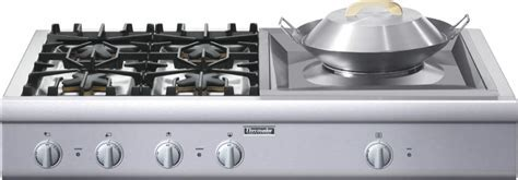 Thermador PCG484EW 48 Inch Gas Cooktop with Star Burners