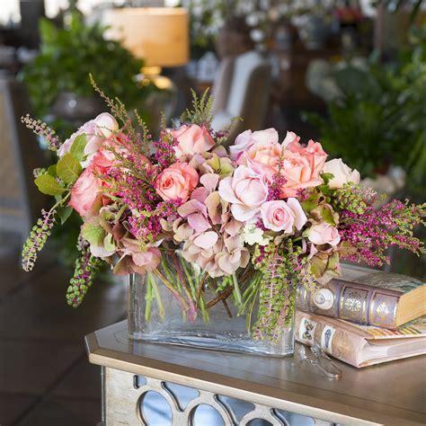 Pink & Peach Garden Bouquet