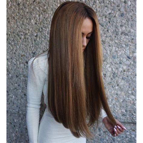 all one length hairstyles long hair all one length hairspration pinterest