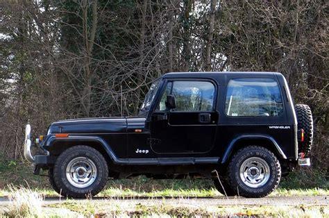Types Of Wrangler Jeeps Jeep Wrangler Type Yj 1988 Catawiki