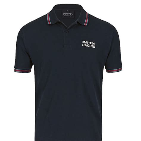martini racing shirt martini racing navy blue polo buy from 195mph