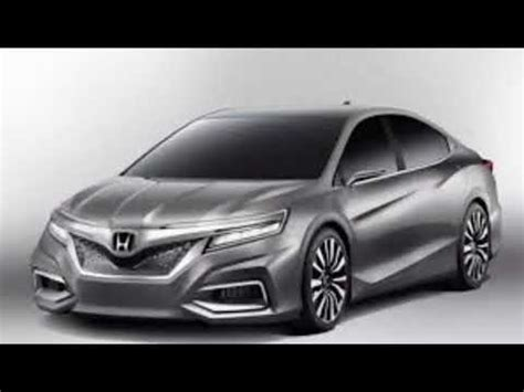 Honda Civic 2020 Model by New Honda Accord 2020 Model Leaks