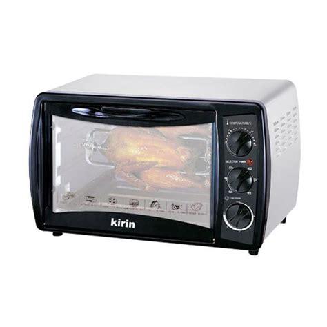 Www Oven Listrik Kirin jual kirin kbo 190 ra oven listrik 19 l harga kualitas terjamin blibli