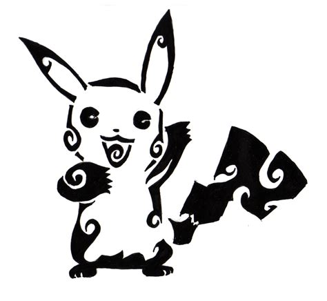 tribal tattoo pokemon pin this is a tribal serbagunamarinecom on