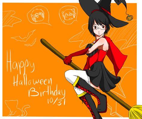 happy halloween birthday images happy halloween birthday anri by yamimii kun on deviantart