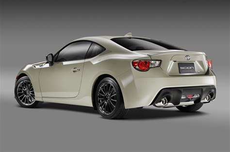 scion f rs scion sexes up fr s with limited edition series 2 0 model