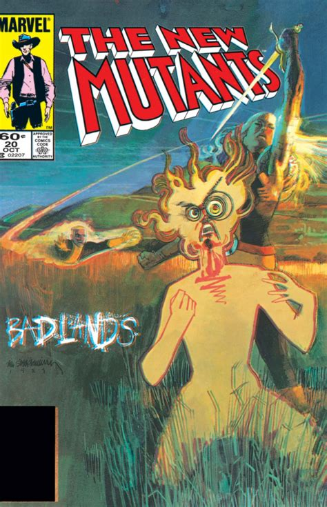 new mutants vol 1 1 image new mutants vol 1 20 jpg marvel database