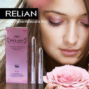 Maskara Relian Asli relian mascara pemanjang bulu mata instant 100 authentic mascara relian pink glam 300