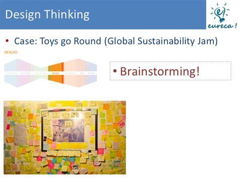 design thinking jam workshop de empreendedorismo eureca