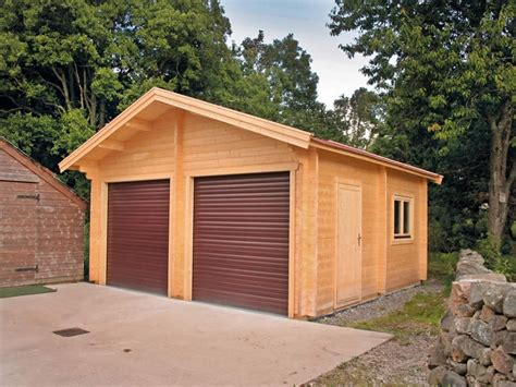 Cabin Plans With Garage by Log Cabin With Garage Log Garage With Apartment Plans