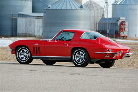 what year did corvettee out chevrolet corvette c2 an american revolution motoring