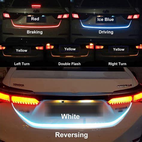 sitaile car led lighting rear trunk light