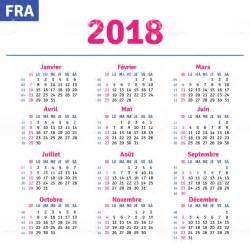 Dominica Calendã 2018 Calendar 2018 Vetor E Ilustra 231 227 O 700379754