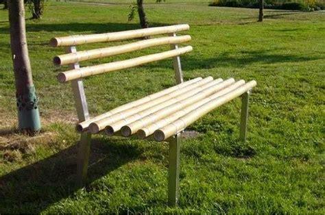 costruire una panchina di legno una panchina fai da te in legno