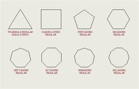 figuras geometricas regulares y sus nombres tema 2 pol 237 gonos y figuras dibujo t 233 cnico 3d