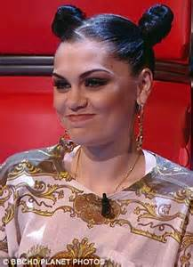hairstyles on the voice jessie j hairstyles adopted by liz jones my hair raising