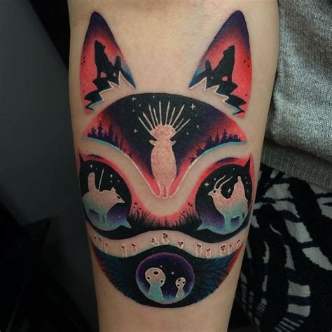 466 best images about tattoos miyazaki on pinterest