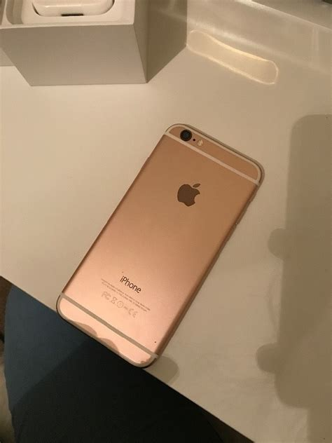 Iphone 6 S 16gb Rosegold iphone 6 gold 16 gb unlocked in dunmurry belfast