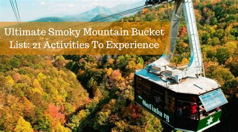 backyard cing activities activities in the smoky mountains best mountain 2017