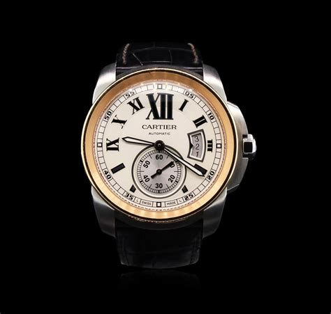 Anting Cartier Stainless Steel Premium auction cartier watches seized assets auctioneers