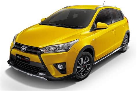 Toyota Yaris Trd Mt 2016 by Toyota Yaris Trd Sportivo ร นส เหล องพ เศษ Limited Edition