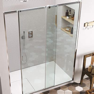 porte docce porte de coulissante espace aubade