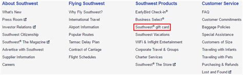 Southwest Gift Card Balance - southwest airlines gift card balance checker broken here is the fix