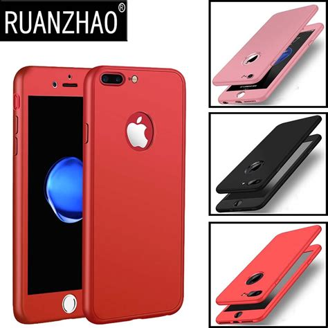 for iphone xs max cases xr 360 degree soft tpu silicon for iphone 5 5s se 6s 7 8 plus cover