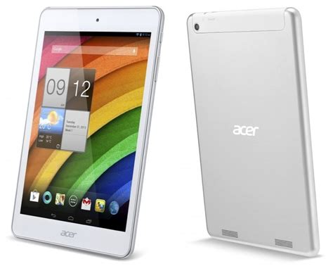 acer android tablet a new android tablet hits the fcc acer iconia a1 830 coming soon for 149 tablet news