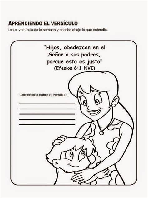 dibujos cristianos de la obediencia actividad en la clase ebi m 233 xico