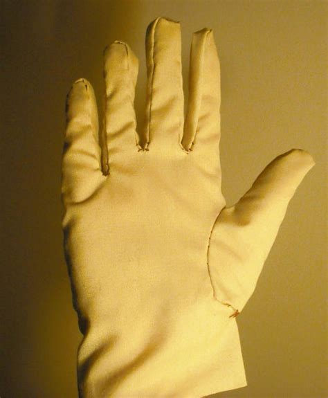 How To Make A Paper Glove - gloves gloves
