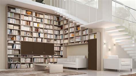 scaffali a parete libreria componibile a parete systema p sololibrerie
