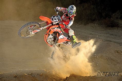 ktm motocross bikes dirt bike magazine 2015 250f motocross shootout