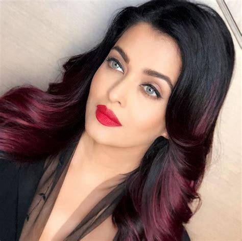 aishwarya rai l oreal lipstick aishwarya rai bachchan red lipstick loreal paris sabyasachi